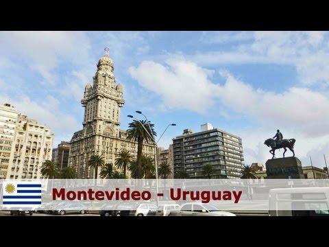 Montevideo - Uruguay - Die Sehenswürdigkeiten der Hauptstadt