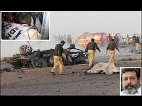 Bomb Blast By Taliban Kills Pakistan's Anti-Islamists Punjabi Cop in Karachi