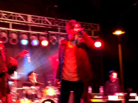 Can't Sleep Tonight (live)- Allstar Weekend