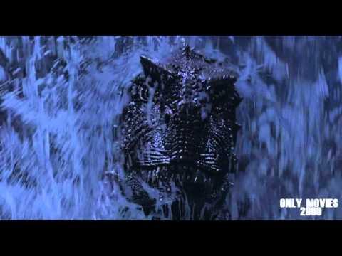 Dinosaur  Cave fight HD