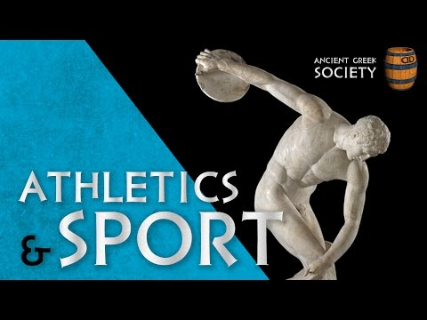 Athletics & Sport - Ancient Greek Society 05