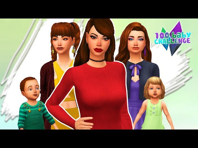 100 Baby Challenge S03E22 || Ketten // THE SIMS 4