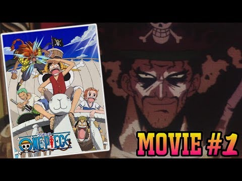 The One Piece Movies #1: First Movie Discussion!