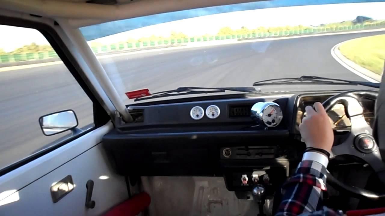 Daihatsu Charade G11 Hampton Downs Race Track Youtube