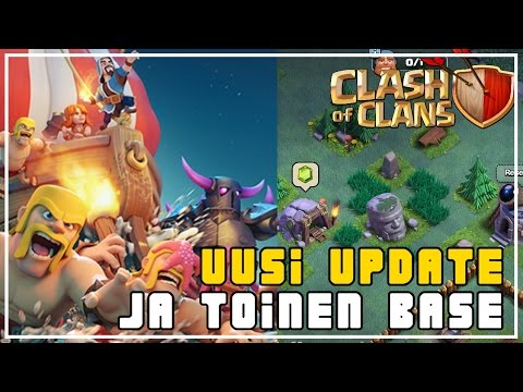 Thumbnail: BUILDER BASE! Clash of Clans päivitys 2017