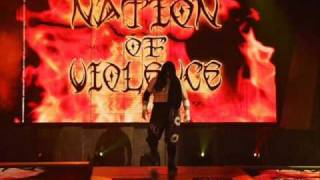 Samoa Joe New Nation Of Violence Rap Theme Song 2009