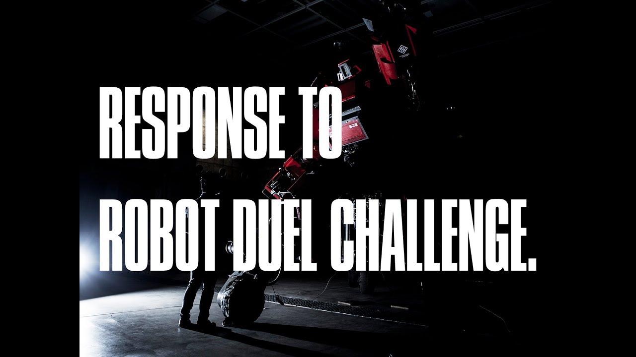 robot duel