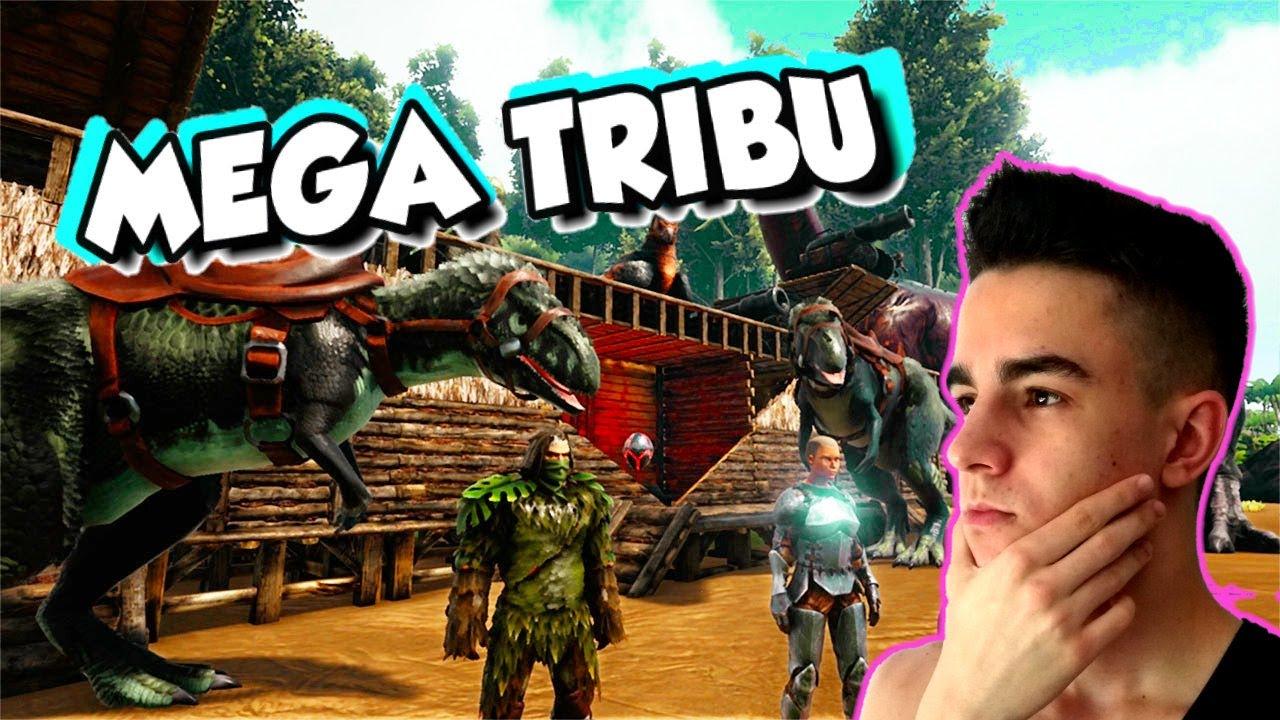 Cómo Unirte a la MEGA-TRIBU con SUBS en OFICIAL!!