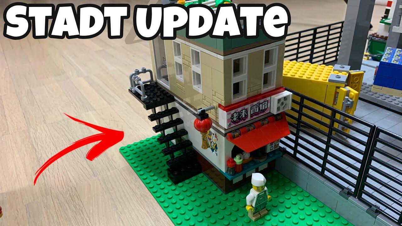 Lego Stadt/City Update #47 Imbissbude (fail)