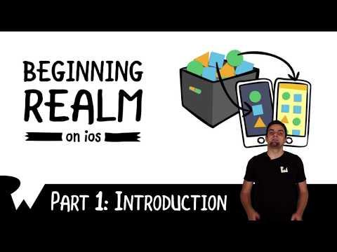 Beginning Realm On IOS - Introduction - Raywenderlich.com
