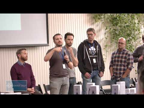 Q&A Panel With Helm Core Maintainers - Helm Summit 2018