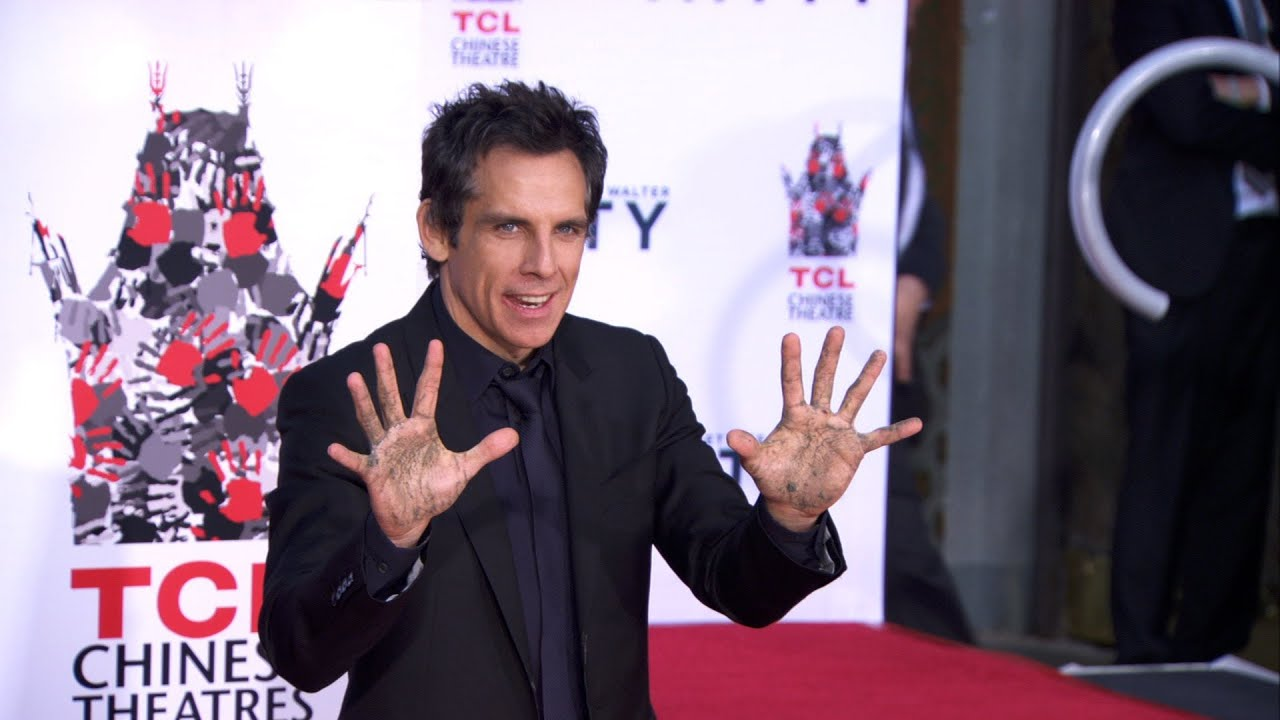 Ben Stiller at Graumans Chinese