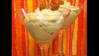 Green Fluff Jello Pudding Watergate Salad