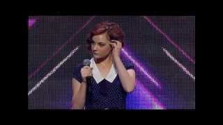 Bella Ferraro  - Audition - The X Factor Australia 2012 Nigh...
