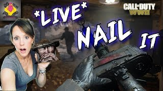 🔴  Call of Duty WW2 Kill Confirmed PS4 PRO LIVE STREAM | EPIC M1928 CoD WWII GAMEPLAY 🔴  TheGebs24