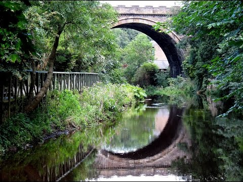 Places to see in ( Edinburgh - UK ) Water of Leith Walkway
