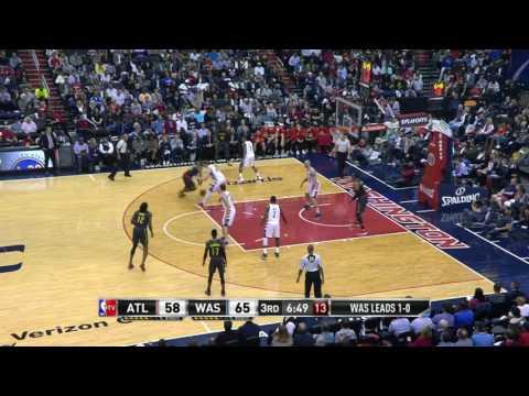 Atlanta Hawks at Washington Wizards - April 19, 2017