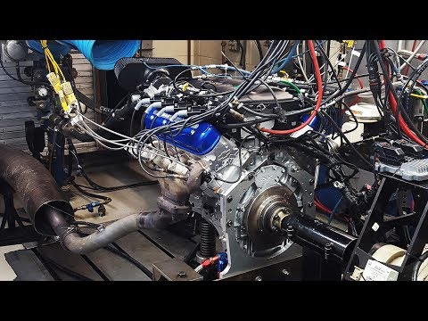 Katech Powered Alternative Fuel Engines
