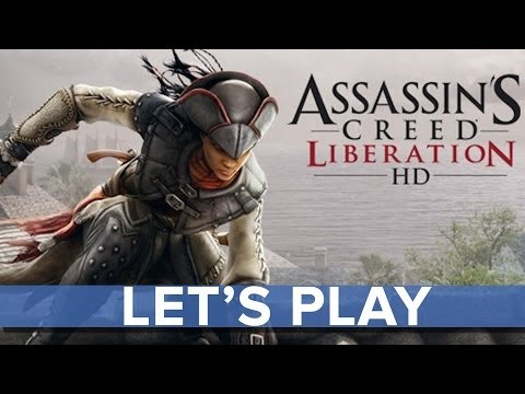 Assassin's Creed: Liberation HD - Eurogamer Let's Play LIVE
