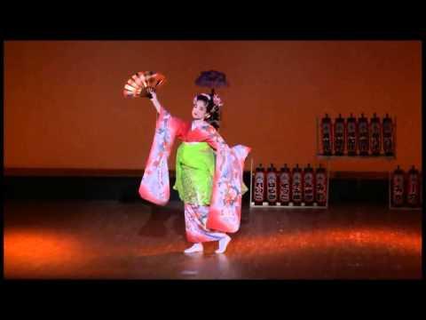 日本舞踊-2014-夕鶴の舞