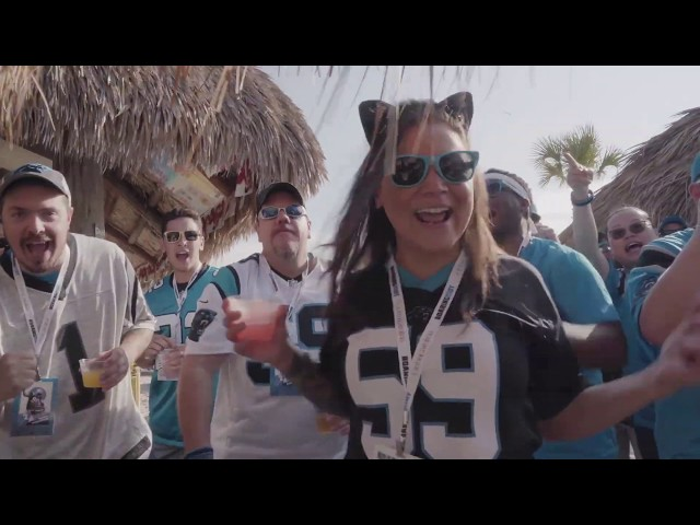 Tampa Takeover | Panthers vs Bucs