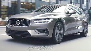 2019 Volvo V60 (interior, exterior, drive, crash test, and more) / ALL-NEW Volvo V60 2019