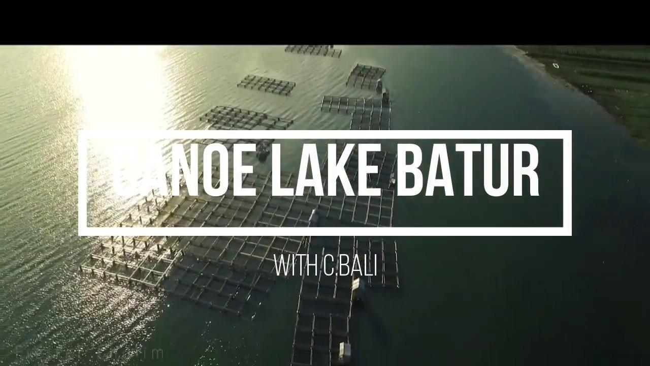 Download Canoe Lake Batur, Bali