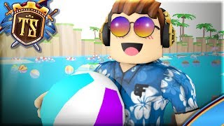WE ARE TOTALLY READY FOR SUMMER HOLIDAYS! -Obby | Danish Roblox