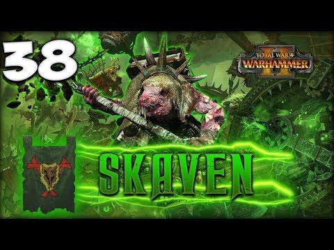 THE HORNED RAT'S PLAN! Total War: Warhammer 2 - Skaven Campaign - Lord Skrolk #38