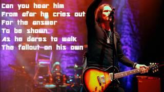 Fallout by Alter Bridge Lyrics