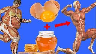 Aloe Vera Lemon And Egg Yolk Are Important For Men