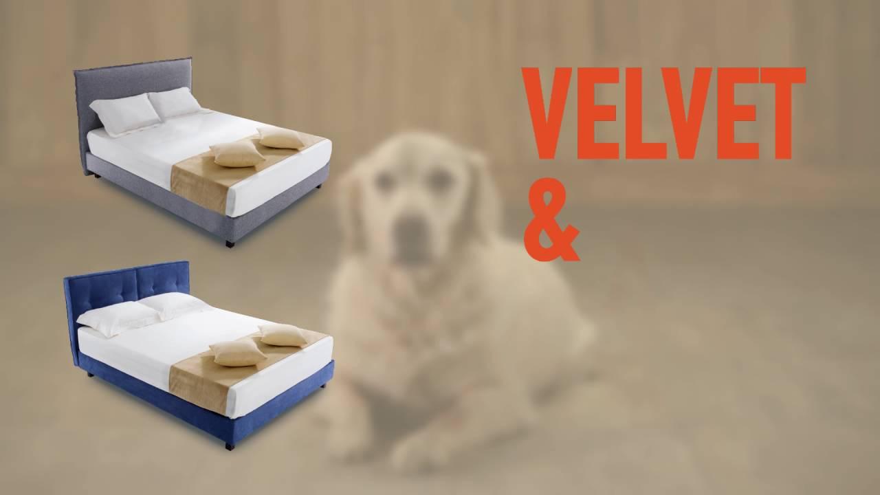 elite strom κρεβατια Κρεβάτια Aria & Velvet της elite strom προσφορά από τον elito  elite strom κρεβατια