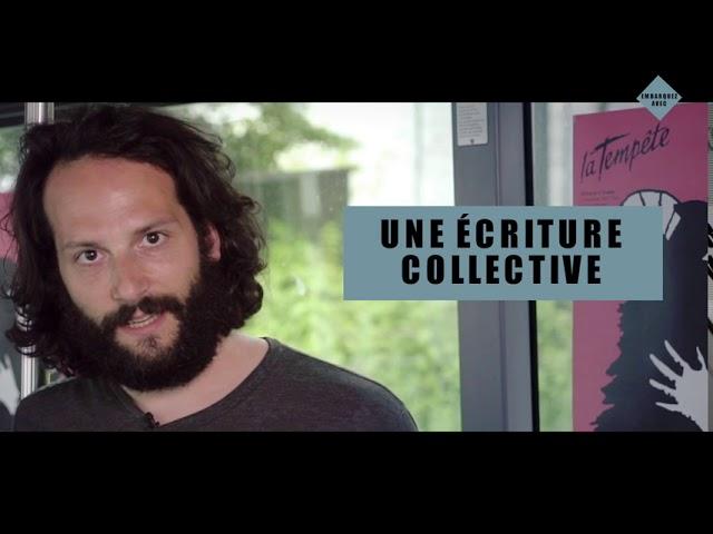 Interview Adrien Béal,