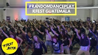 [Kfest Guatemala] 45 K-pop Dances in 30 minutes (Chorus Dance Game)