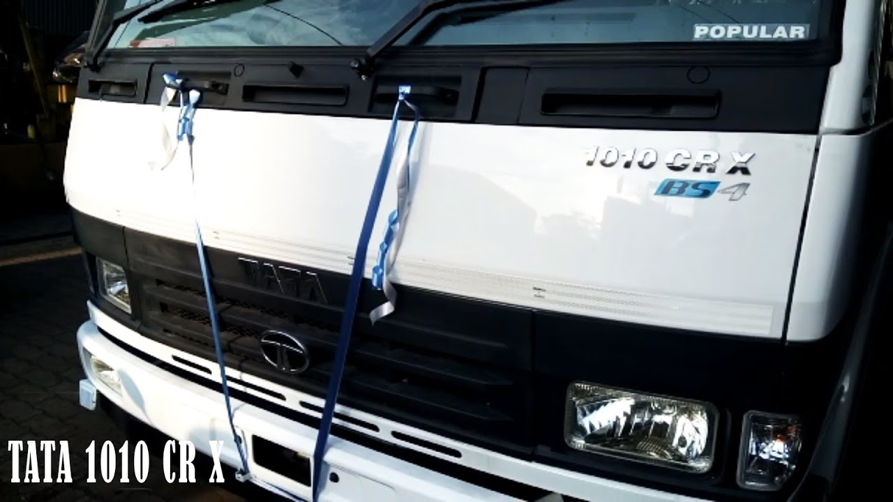 Tata 1010 Crx Heavy Duty Truck With Mileage 9kmpl And Ex Showroom