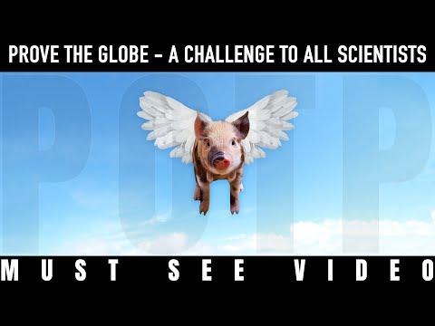 ProveTheGlobe.com | Flat Earth Challenge to All Scientists [Mirror]
