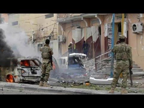 الصومال: قتلى إثر انفجار سيارة مفخخة في العاصمة مقديشو  - نشر قبل 11 دقيقة