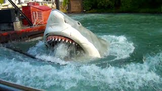 Last Ride Ever on Jaws at Universal Studios Orlando For TPR thumbnail