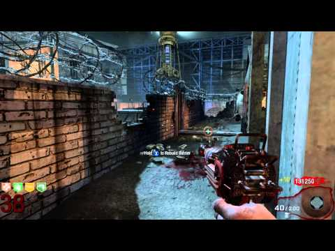 Solo Gameplay On Der Riese! Rounds 1-52! No Quick Revive!