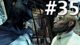 Road To Arkham Knight - Batman Arkham City - Walkthrough - Part 35 - Dr Hugo Strange