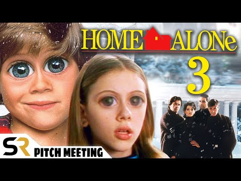 Home Alone 3 Pitch Meeting