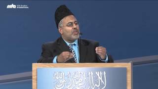 Safety in the Fortess of the Messiah - Jalsa Salana USA 2014