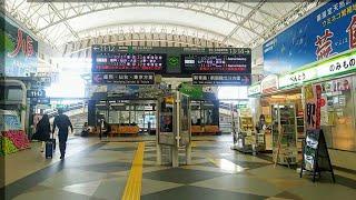 【東北新幹線、JR八戸線、青い森鉄道線】八戸駅  Hachinohe