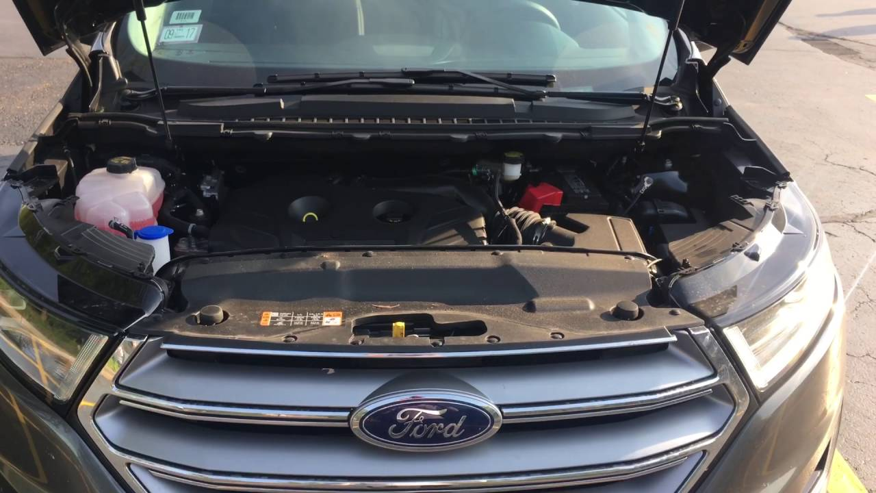 How To Add Windshield Wiper Fluid To Ford Edge
