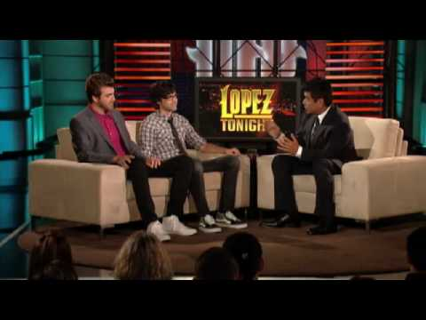Lopez Tonight Rhett & Link (4132010)