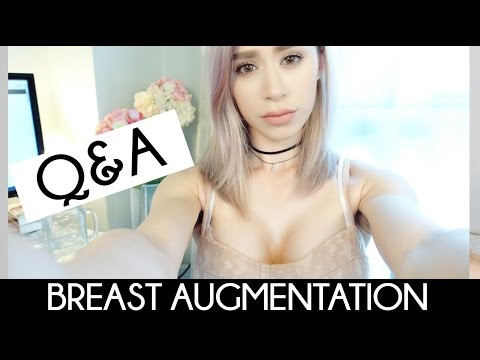 BEST BOOBS! BREAST AUGMENTATION EXPERIENCE Q&A