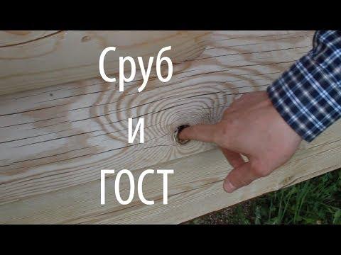 Деревянный дом из оцилиндрованного бревна 28 см через год. Бревенчатый дом под усадку и усушку.
