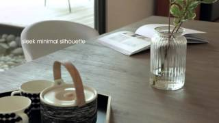 Extending dining table sets - Emienence dining furniture by Calligaris Furniture Village