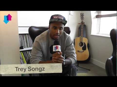 OfficialCharts.com meets Trey Songz
