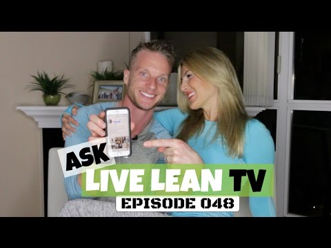 Recovering From a Binge, Instagram, Love Languages | #AskLiveLeanTV Ep. 048